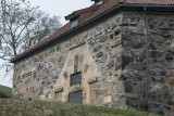 Stone house at Akershus Slott