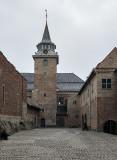 Akershus Slott, courtyard