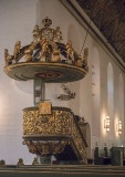 Oslo Cathedral, pulpit