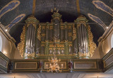 Oslo Cathedral, original organ