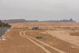 Trashy desert