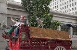 Budweiser Clydesdales mascot