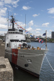 US Coast Guard cutter