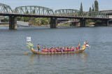 Dragon boat race: Back to the dock