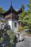 Lan Su Chinese Garden, teahouse
