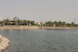 King Abdullah Park, fountain