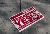 Vote yes for DC statehood!