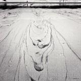 Egon Schiele on the beach ...