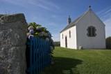 Chapelle à Ouessant