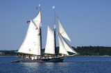 Sailing Maine 2007