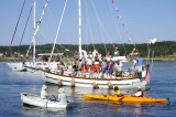 Party boat - Swan's Harbor