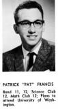 SSG James Patrick Francis - KIA 27 May '69