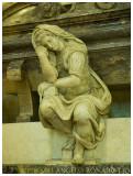 la tomba di Michelangelo
