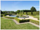 jardin du château de Seneffe