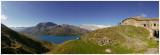 Fort de Ronce et Lac du Mont Cenis