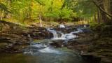 Black Slate Falls