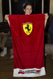 Ferrari towels from Uncle Ralph