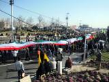 Iran Cityscape