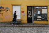 Yellow wall........