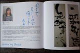 Signed catalogue....see next image-->