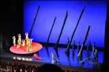 Scene from tonights opera.......