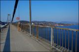 View from the Askøy bridge.........