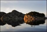Last light, Bømlo.......