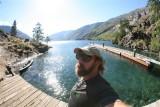 Kayaking Lake Chelan