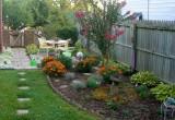 garden - late august
