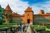 Trakai Castle, outside Vilnius