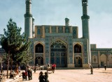 The Great Mosque, Herat, Afghanistan