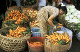 Street market in Saigon