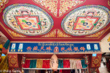 Retailer in the Tibetan district