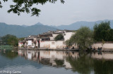 Hongcun nestles beside a picturesque waterway