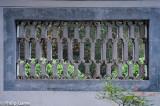 Tangmo: garden wall