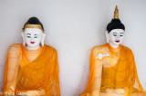 Boddhisattvas at  Wat Doi Kong Mu