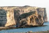 Cliffs at Dwejra, Gozo