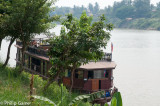 MV Mekong Islands moored at Pakse
