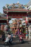 Chinese Temple near Warorot Market
