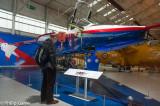 Sepecat Jaguar ACT aircraft