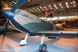 WARPLANES: Spitfire fighter