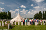Tyne Cot is the largest Commonwealth military cemetery anywhere