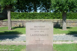 The other side: a German military cemetery at Langemark