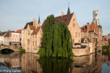 Bruges - Waterways and Windmills