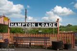 A riverside halt at Hampton Loade