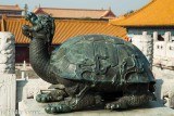 Bronze tortoise, Forbidden City