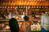 Market scene in Valencia