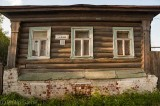 Log cabin, Suzdal