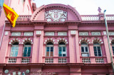 Cargills emporium building in the Fort district, Colombo...