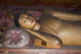 Reclining Buddha, Dambulla